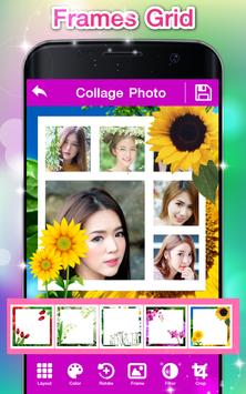 Grid Frame Collage Pro screenshot 3
