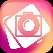 Magic Camera Grid Collage icon
