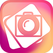 Magic Camera Grid Collage icon