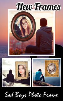 Selfie Cute Photo Frame poster