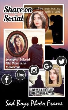 Selfie Cute Photo Frame apk screenshot