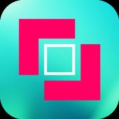 Camera Square Instrapic Grid icon