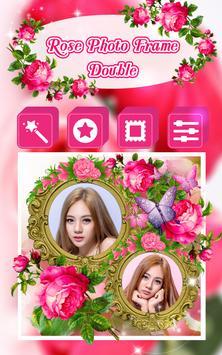 Rose Photo Frame Double screenshot 1