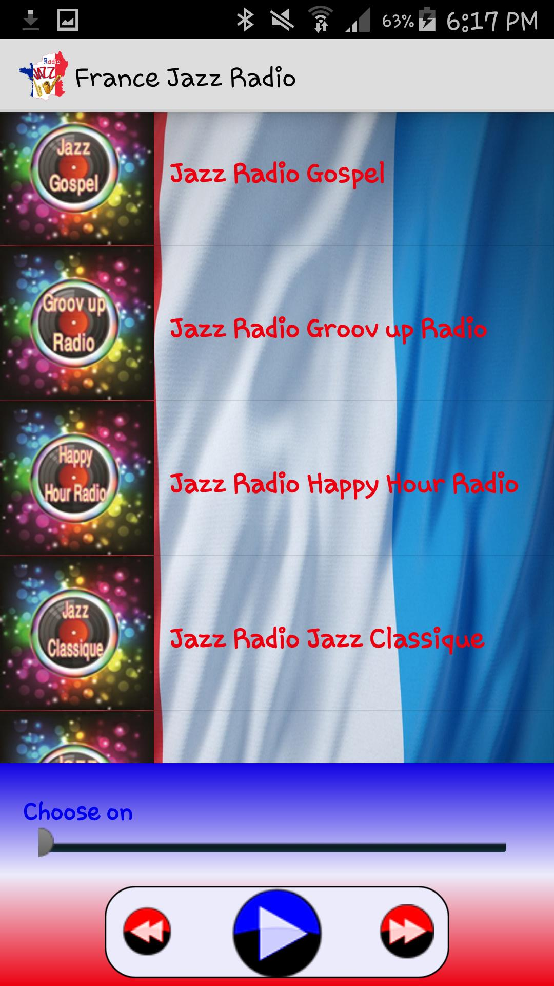 Jazz Radio France for Android - APK Download
