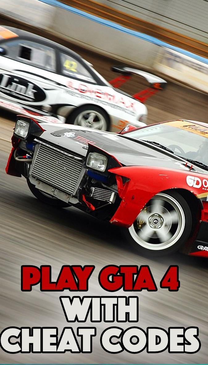 Unofficial) Cheats : GTA 4 for Android - APK Download