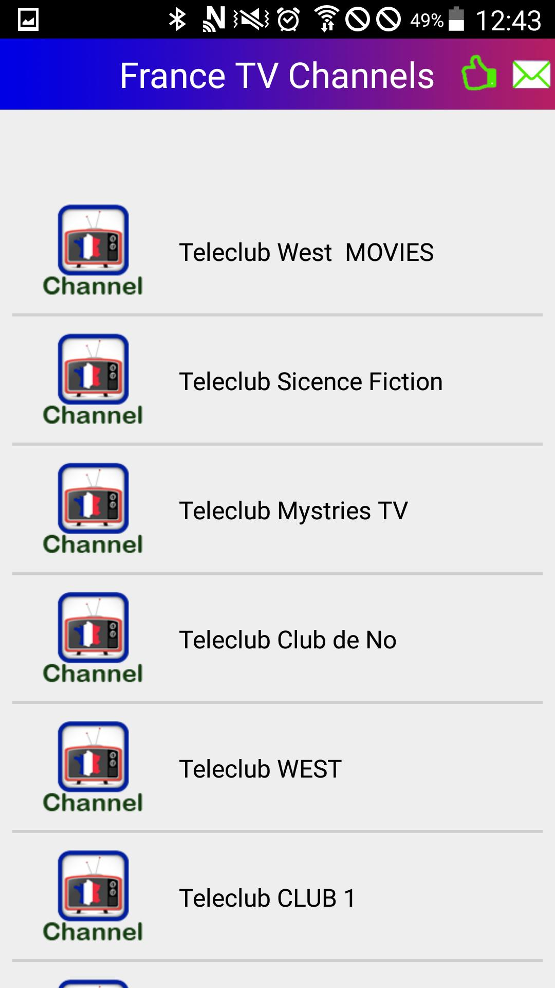 Watch France Channels TV Live for Android - APK Download