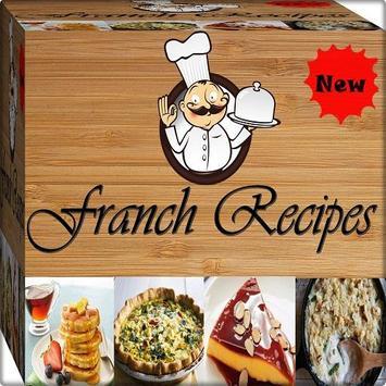 Franch Recipes poster