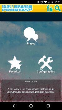 ❣❣ NOVO MENSAGENS PRONTAS ❣❣ screenshot 1