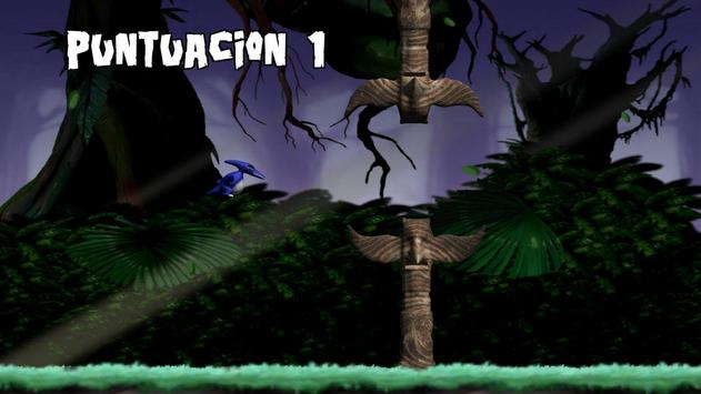 Flappy Saurio screenshot 3