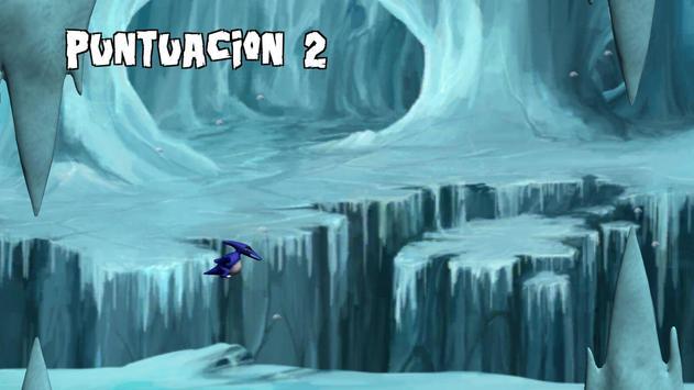 Flappy Saurio screenshot 1