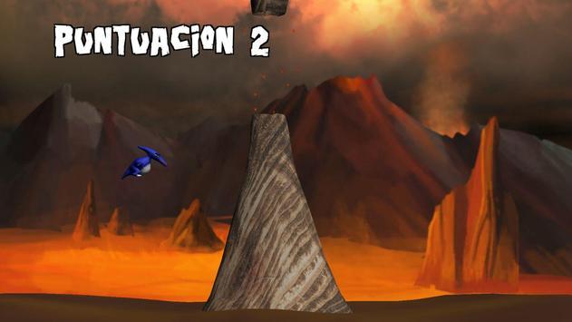 Flappy Saurio screenshot 4