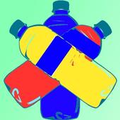 Water Bottle Flip 3D 2016 icon