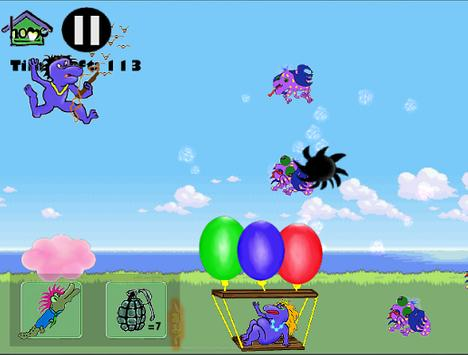 Lovesick Hippo crazy animals apk screenshot