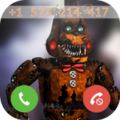 Call From Freddy - Fnaf Fake Call icon