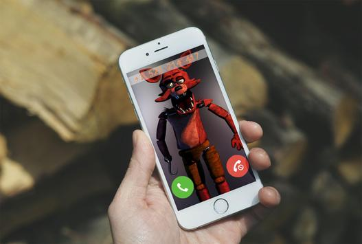 Call From Freddy - Fnaf Fake Call poster