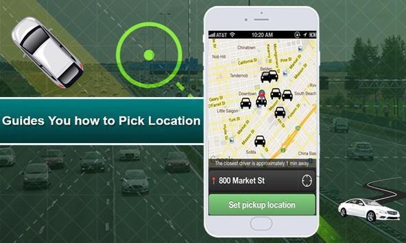 Free Uber Taxi Guide 2018 screenshot 5