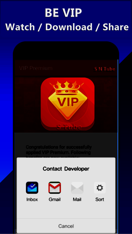 snaptube vip premium apk free download