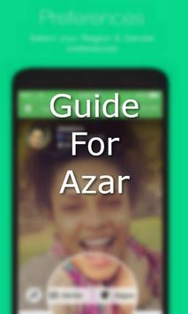 Free Azar Video Calling Guide poster