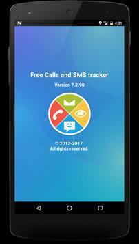 Free Phone Tracker - Monitor calls, texts & more screenshot 4