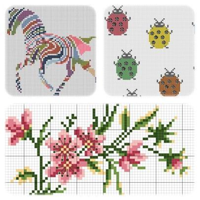 Free Cross Stitch Patterns for Android - APK Download