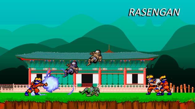 Ninja Revenge of Kakashi poster