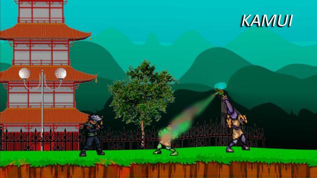 Ninja Revenge of Kakashi screenshot 1