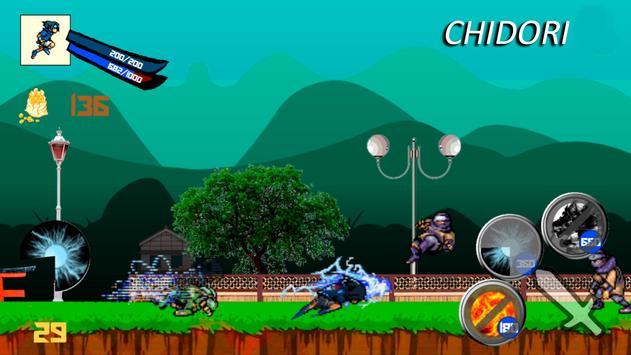 Ninja Revenge of Kakashi screenshot 2