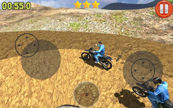 Motocross Racing 3D screenshot 4