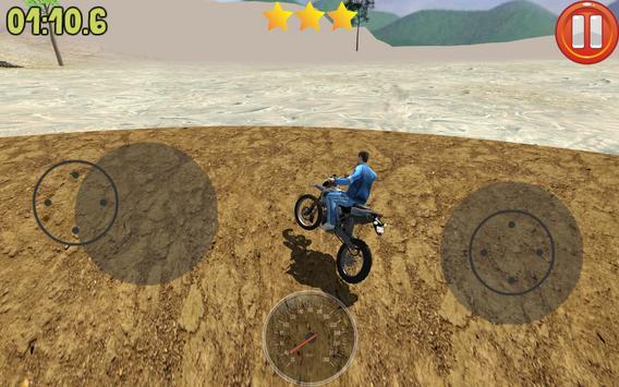 Motocross Racing 3D screenshot 5