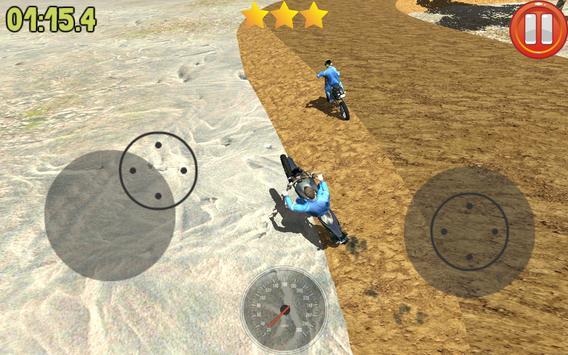 Motocross Racing 3D screenshot 12