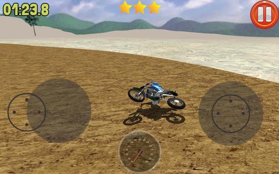 Motocross Racing 3D screenshot 3