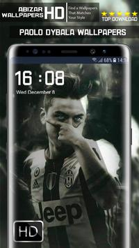 Free HD Football Wallpapers V1 Dybala screenshot 1