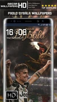 Free HD Football Wallpapers V1 Dybala screenshot 27