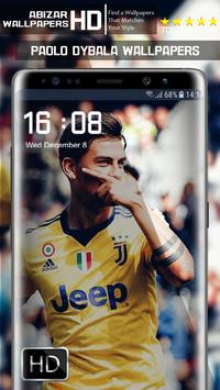 Free HD Football Wallpapers V1 Dybala screenshot 29