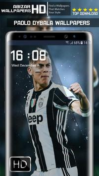 Free HD Football Wallpapers V1 Dybala screenshot 2