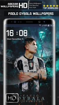 Free HD Football Wallpapers V1 Dybala screenshot 4