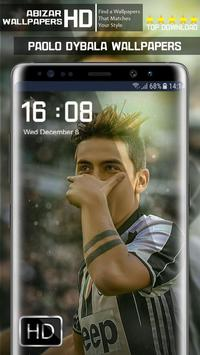 Free HD Football Wallpapers V1 Dybala screenshot 6