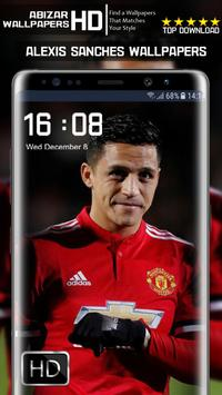 Free HD Football Wallpapers V2 Sanchez screenshot 1