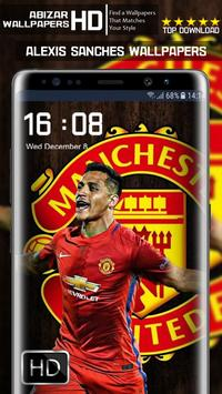 Free HD Football Wallpapers V2 Sanchez screenshot 3