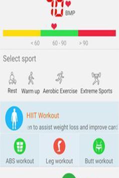 iCare Heart Rate Measurement screenshot 2