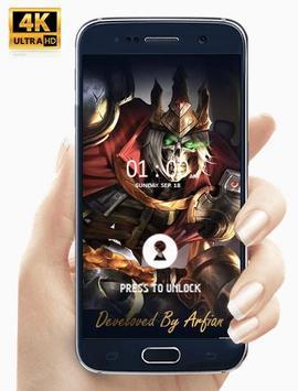 Mobile Aov Live Wallpaper Hd K Screenshot