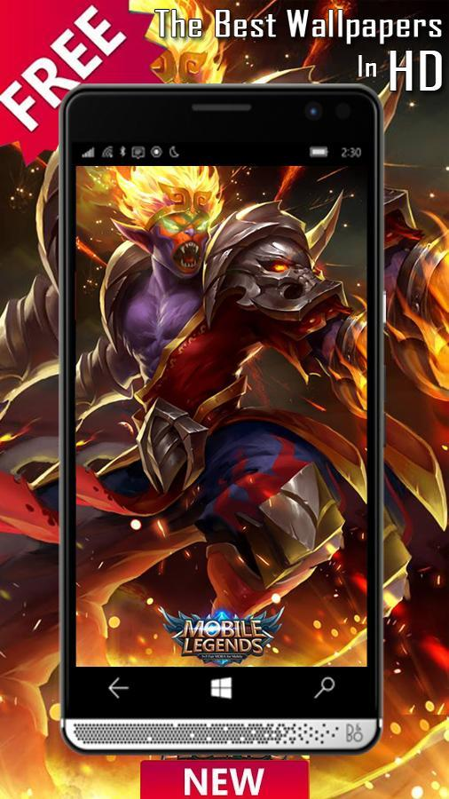 Free Hero Mobile Legends Wallpaper Hd For Android Apk Download