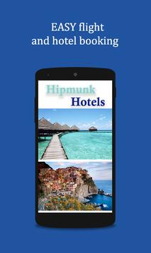 Free Hipmunk Hotels Advice poster