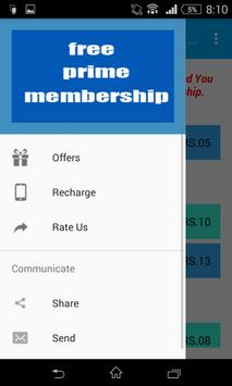 My jio 309 Recharge forMembers apk screenshot
