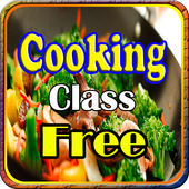 Free Online Cooking Classes icon