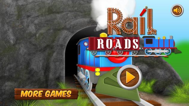 Rail Roads poster