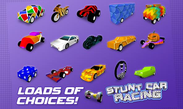 Stunt Car Racing - Multiplayer screenshot 1