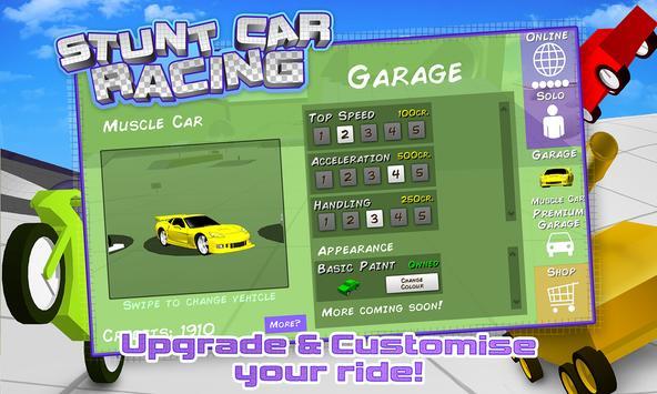 Stunt Car Racing - Multiplayer screenshot 7