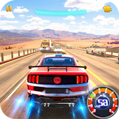 Crazy Drift Racing City 3D icon