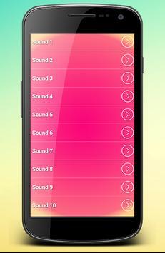Notification Sounds 2018 apk screenshot